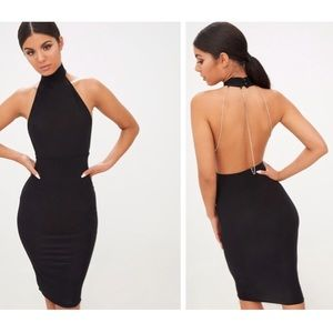 Bodycon dress.